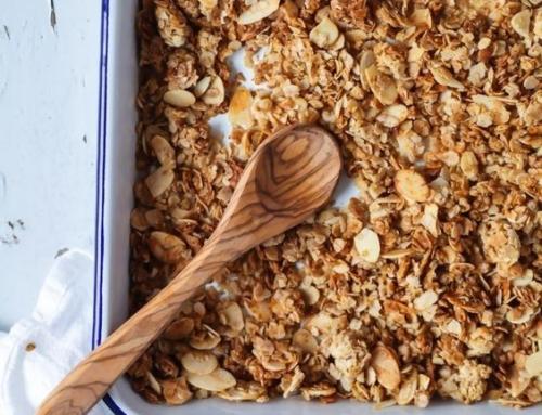 Recettes de petit-déjeuner avec du Granola