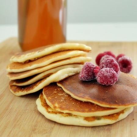 einfache glutenfreie pfannkuchen von pink tea spoon fit. Black Bedroom Furniture Sets. Home Design Ideas