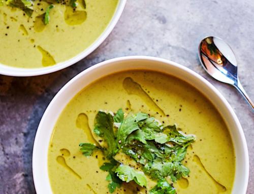 Fit'n'Tasty lance des soupes en édition limitée !