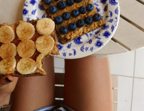 10 manières de switcher à de la nourriture saine – PAR VICTORIA