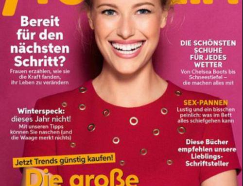 Le magazine Freundin parle de nous