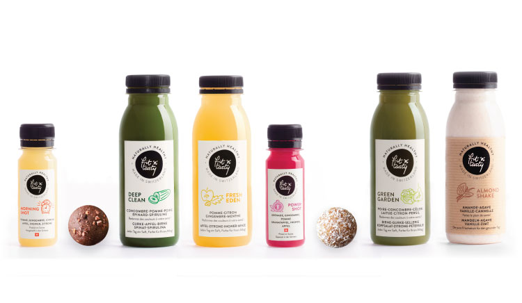 NEW – Easy Boost (6 juices + 2 snacks/day) – Limited edition. The new Spring/Summer cleanse. It brings the energy you need for this sunny season thanks to ...