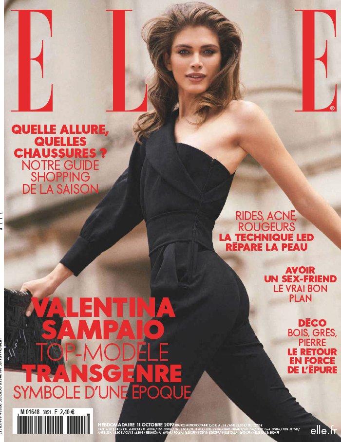 Le magazine Elle Suisse parle de nous !