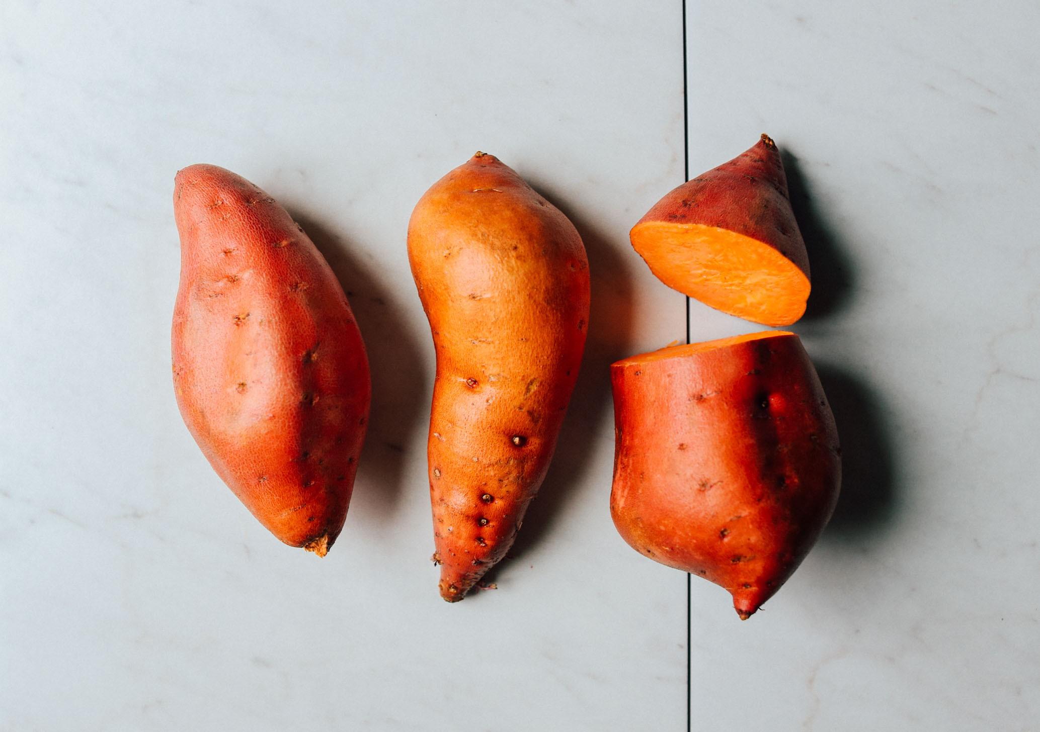 Top 10 des aliments riches en bêta-carotène