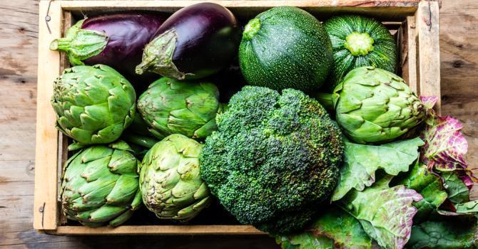 Le top 5 des légumes d'octobre